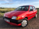 Ford Fiesta 1.1 LX **Just 26,000 Miles & Family Owned For 31 Years**